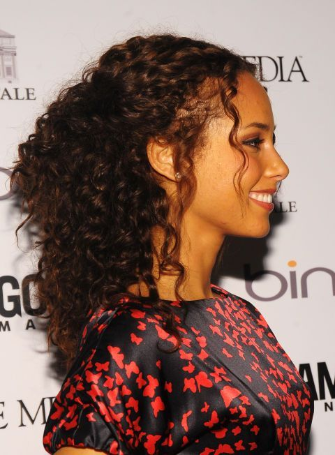 Embrace your natural locks with these nine curly hairstyles made just for your t...