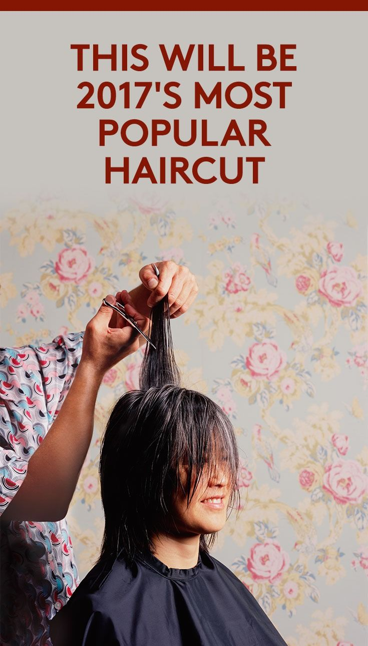 This Will Be 2017's Most Popular Haircut | Make a appointment with your hair...