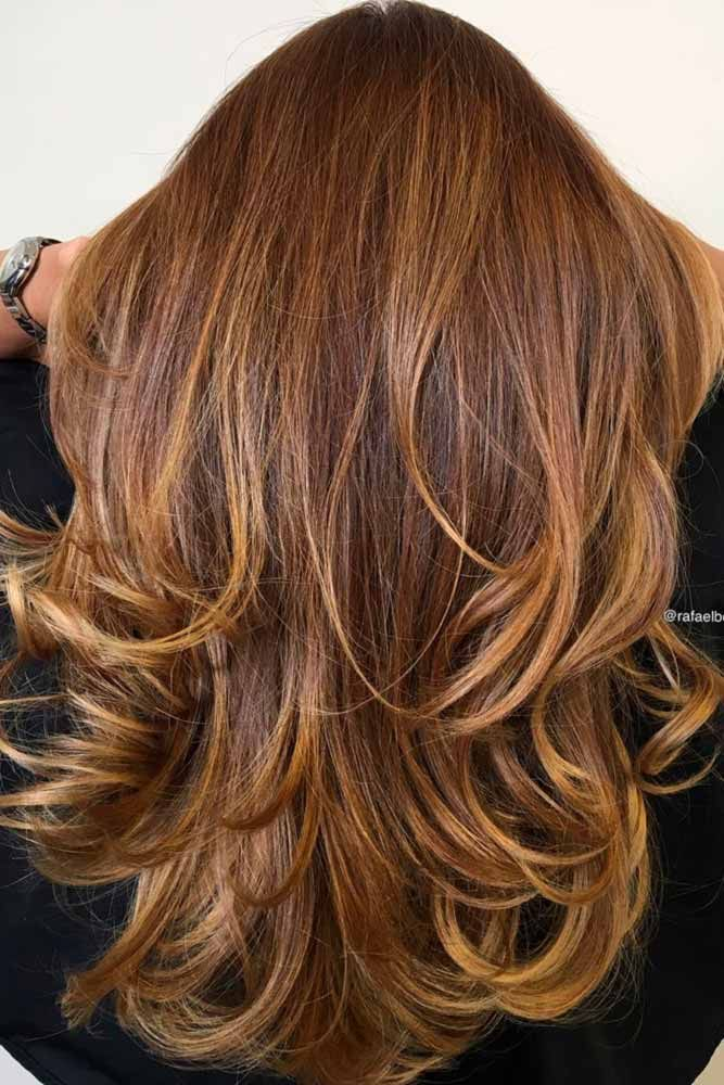 See light brown hair color variations that suit dark, medium, and light skin ton...