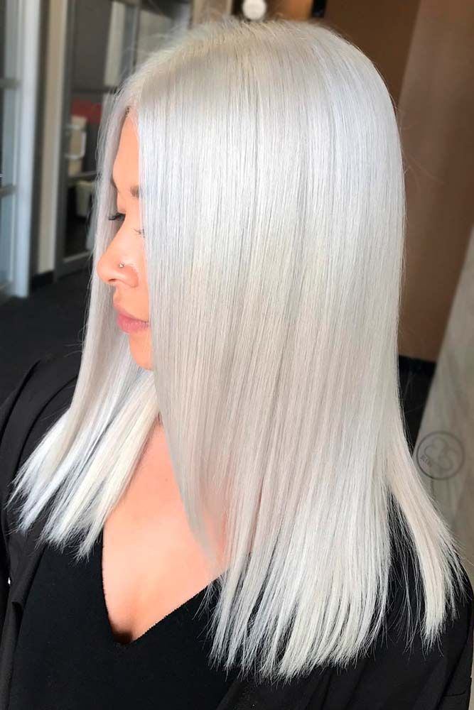 White blonde hair has many advantages. Check out our photo gallery featuring the...
