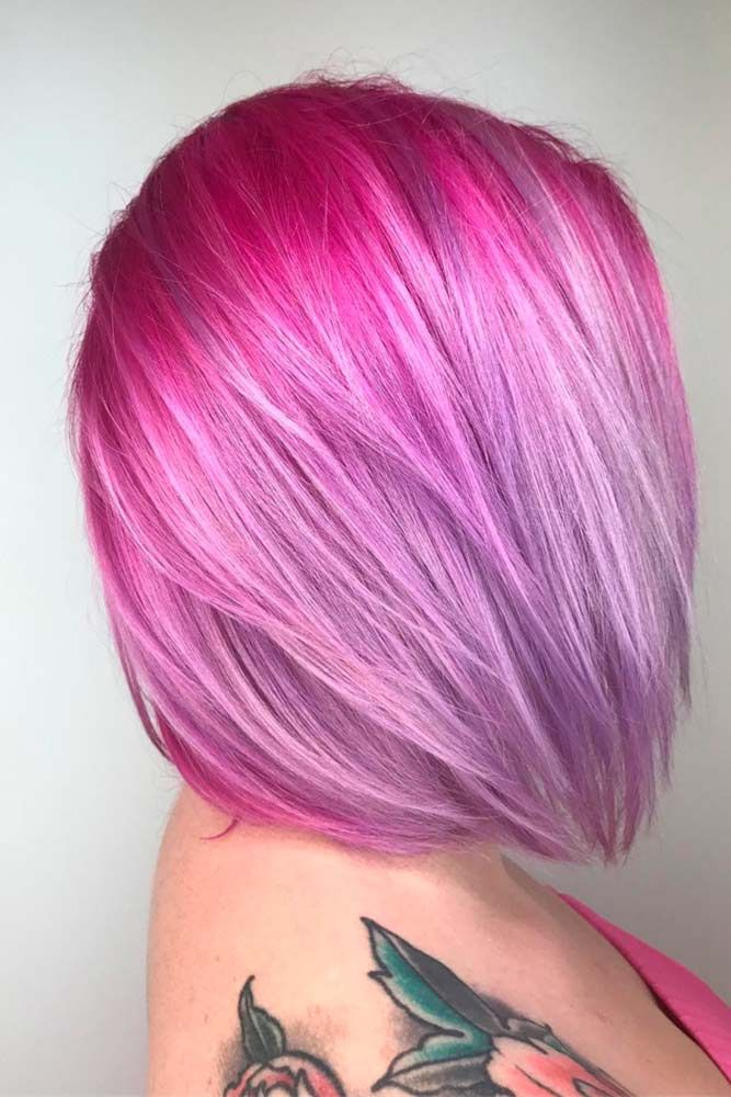 Amazing Magenta Hair Color Ideas for 2017 ★ See more: lovehairstyles.co......