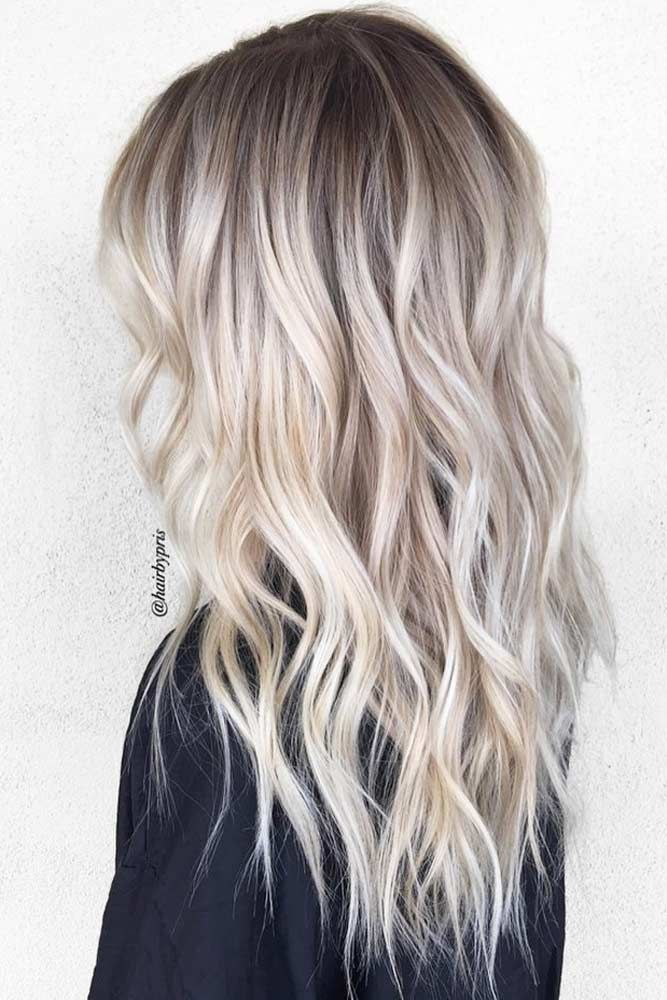 Best Platinum Blonde Hair Colors ★ See more: lovehairstyles.co......