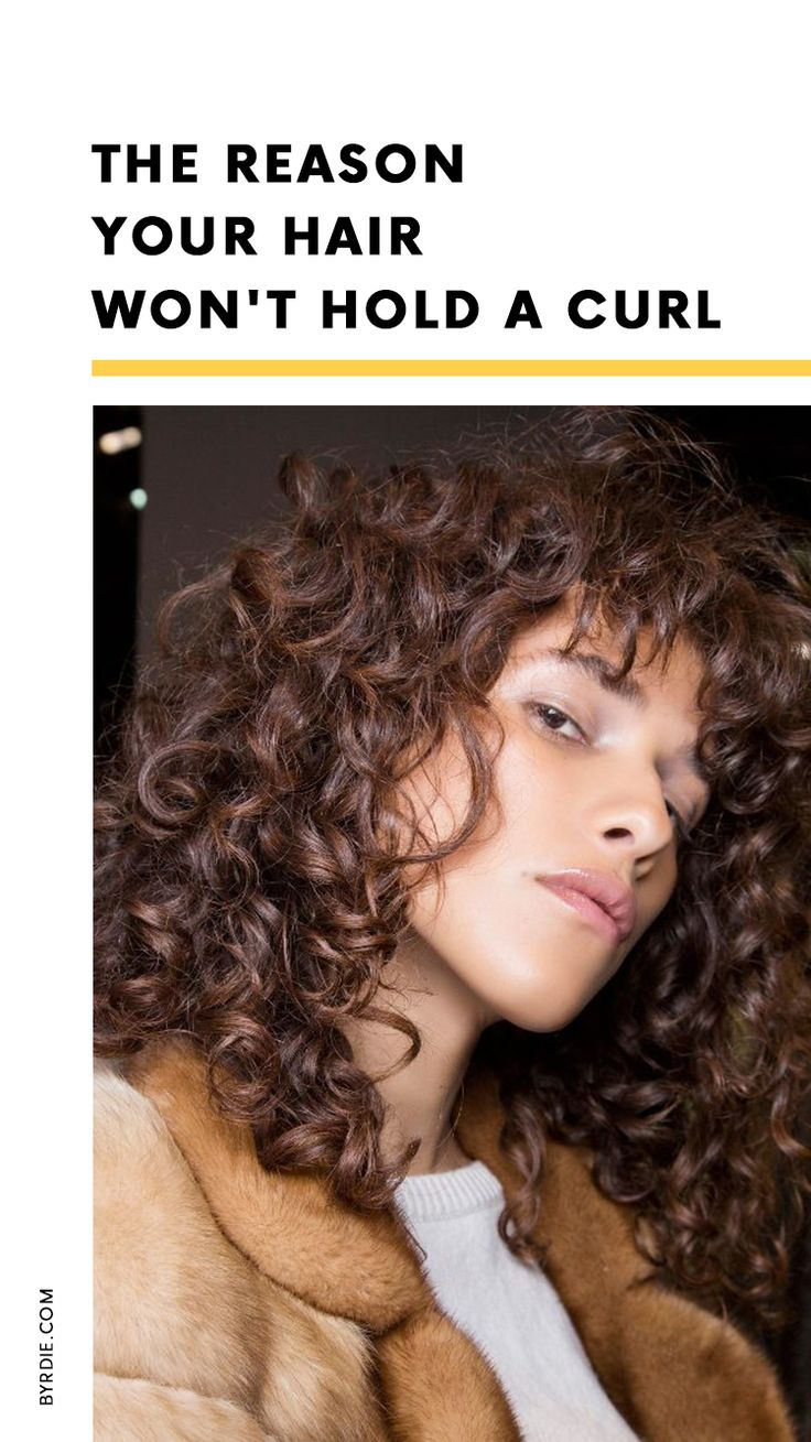 How to make your curls last...