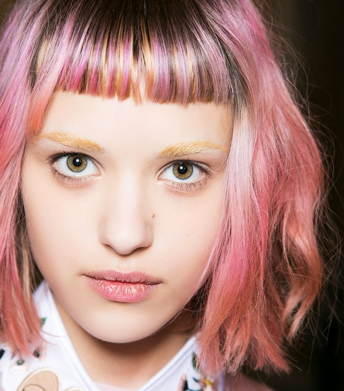 No time for a trip to the salon for a fresh color? Here's how to color your ...
