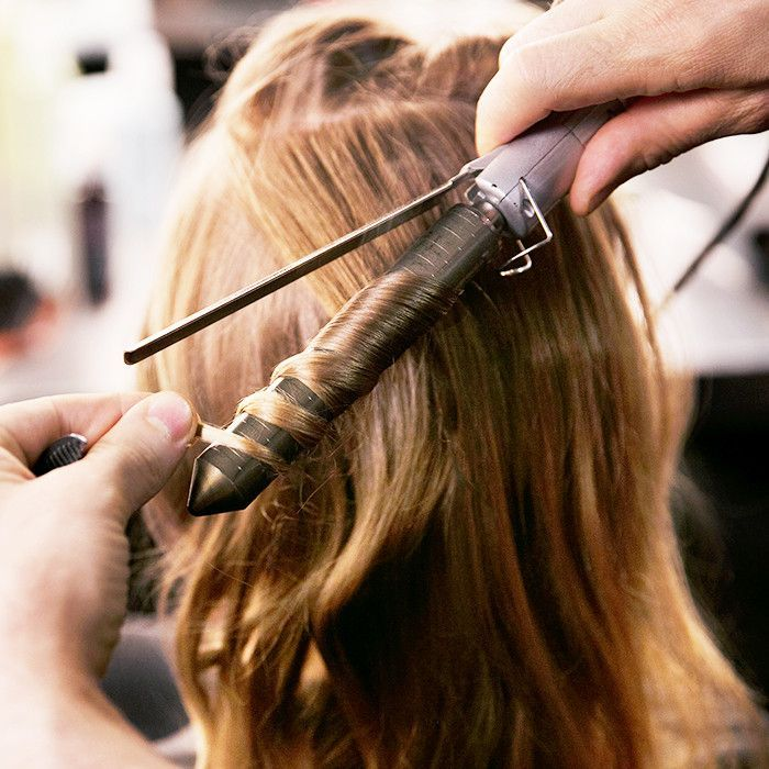We spoke with celebrity hairstylist Sarah Potempa, who gave us her best hair cur...