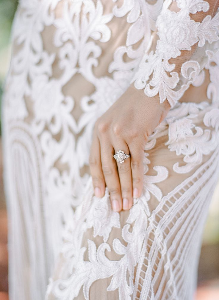 3 Ways to Make Your Engagement Ring Sparkle | Photography: Rebecca Yale - rebecc...