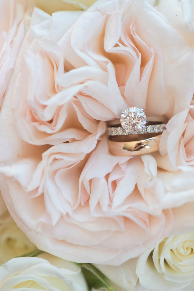 Circle-cut engagement ring: Photography: Jenny Moloney - jennymoloney.com/...