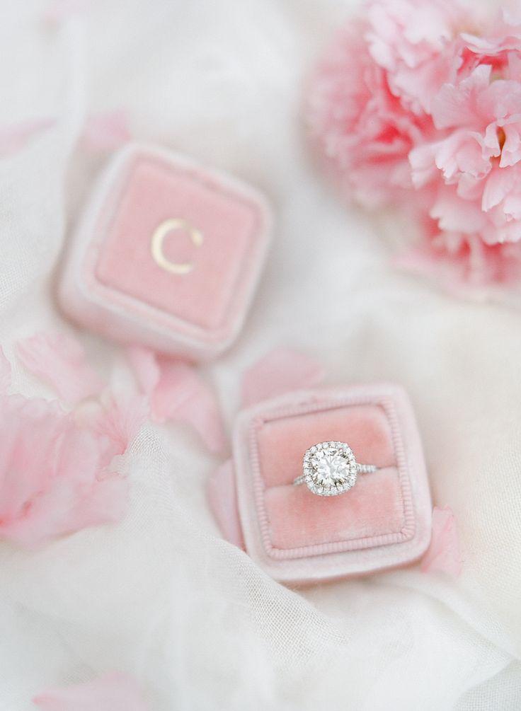 Diamond ring: Photography: Rebecca Yale...