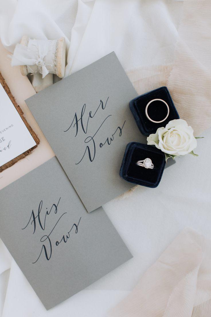 His and her wedding decor: Photography: Kearsten Taylor - www.kearstentaylo......