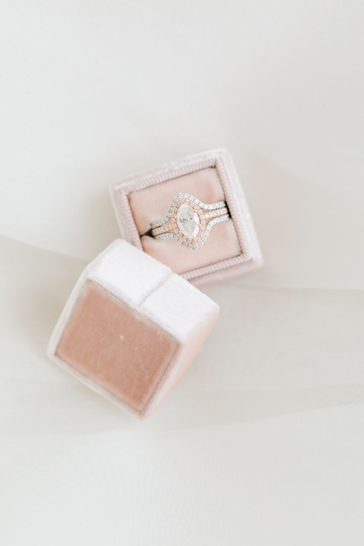 Oval-cut engagement ring | Photography: Emma Rose...