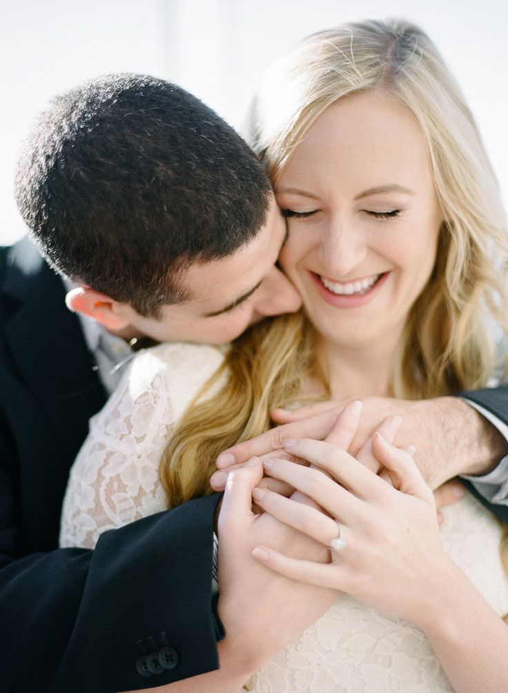 Unique Ring Shots To Consider For Your Engagement Photos | Photography: Rebecca ...