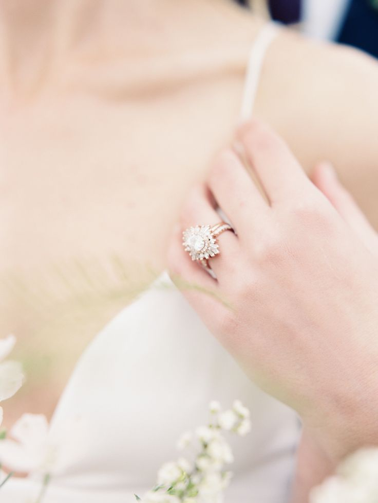 Unique sparkler | Photography: Winsome + Wright...