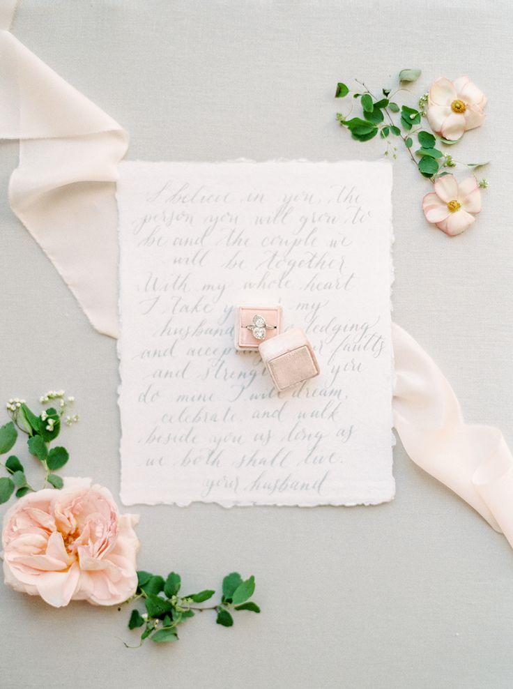 Unique two stone engagement ring: Photography: Emily Wren - emilywrenweddings......