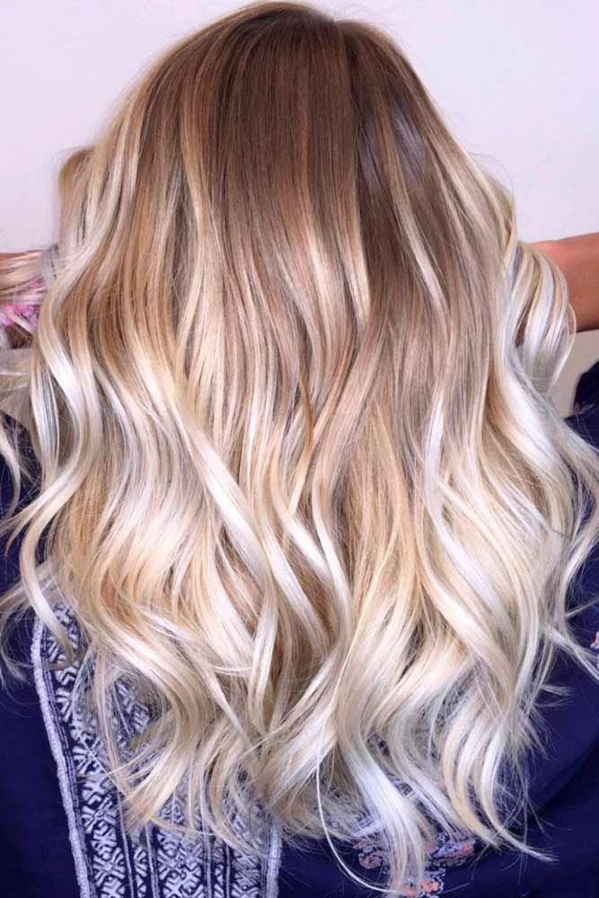 Gorgeous Shades of Blonde Hair ★ See more: lovehairstyles.co......