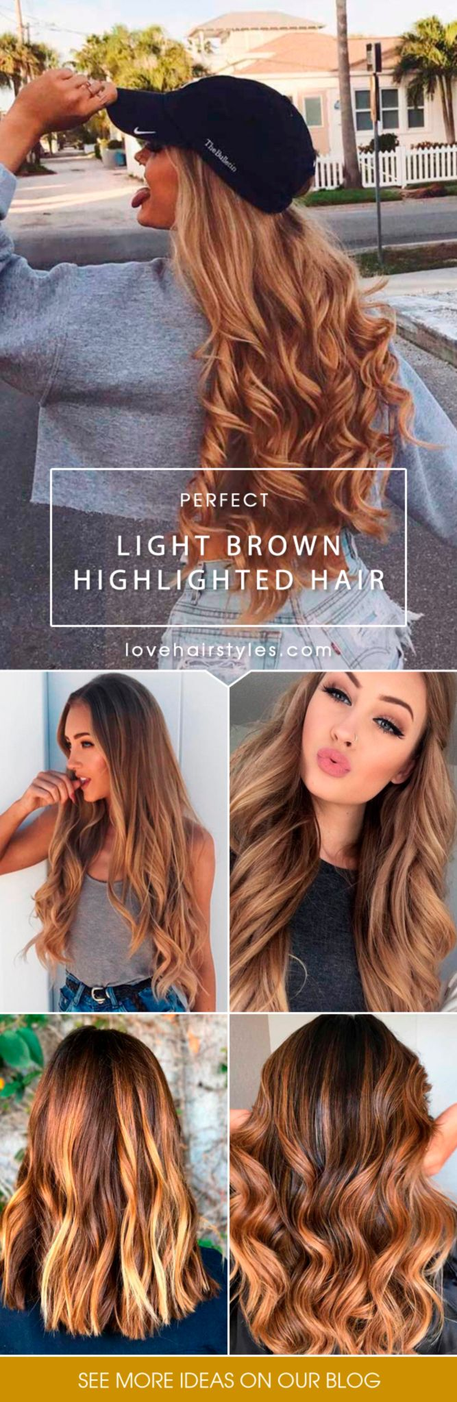 Hair Color 2017 2018 See Light Brown Hair Color Variations That
