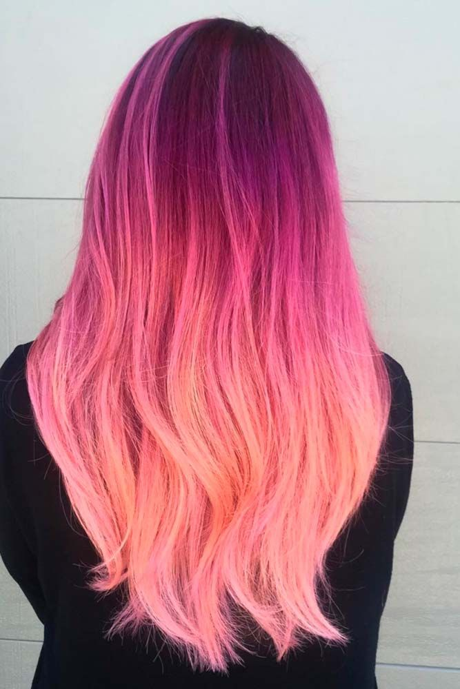 Sensational Pink Hair Ideas for a Spunky New Look ★ See more: lovehairstyles.c...