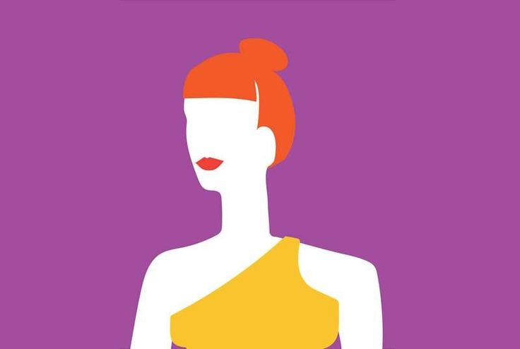 """Hairstyle for One Shoulder 
