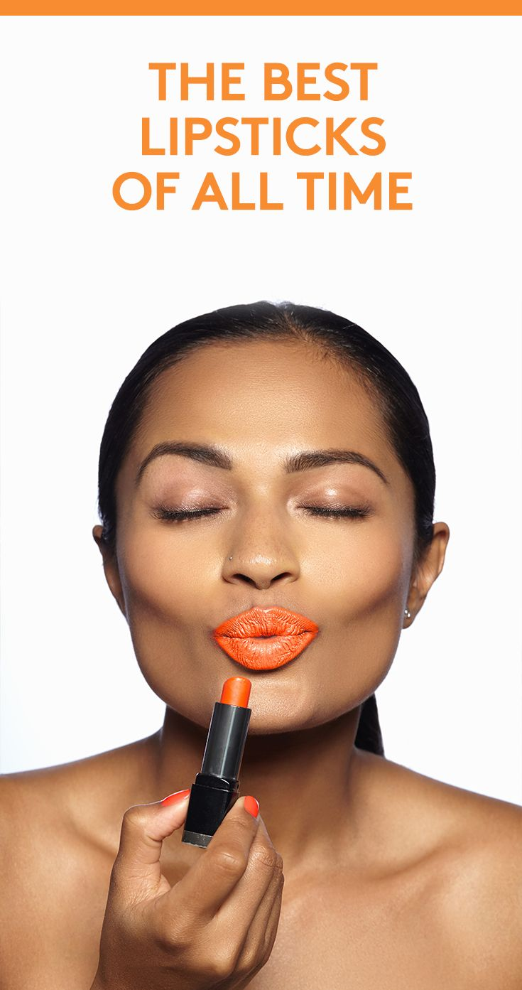 The Best Lipsticks of All Time | They're tried-and-true....