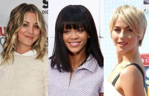 The most stylish hair trends for summer 2014....
