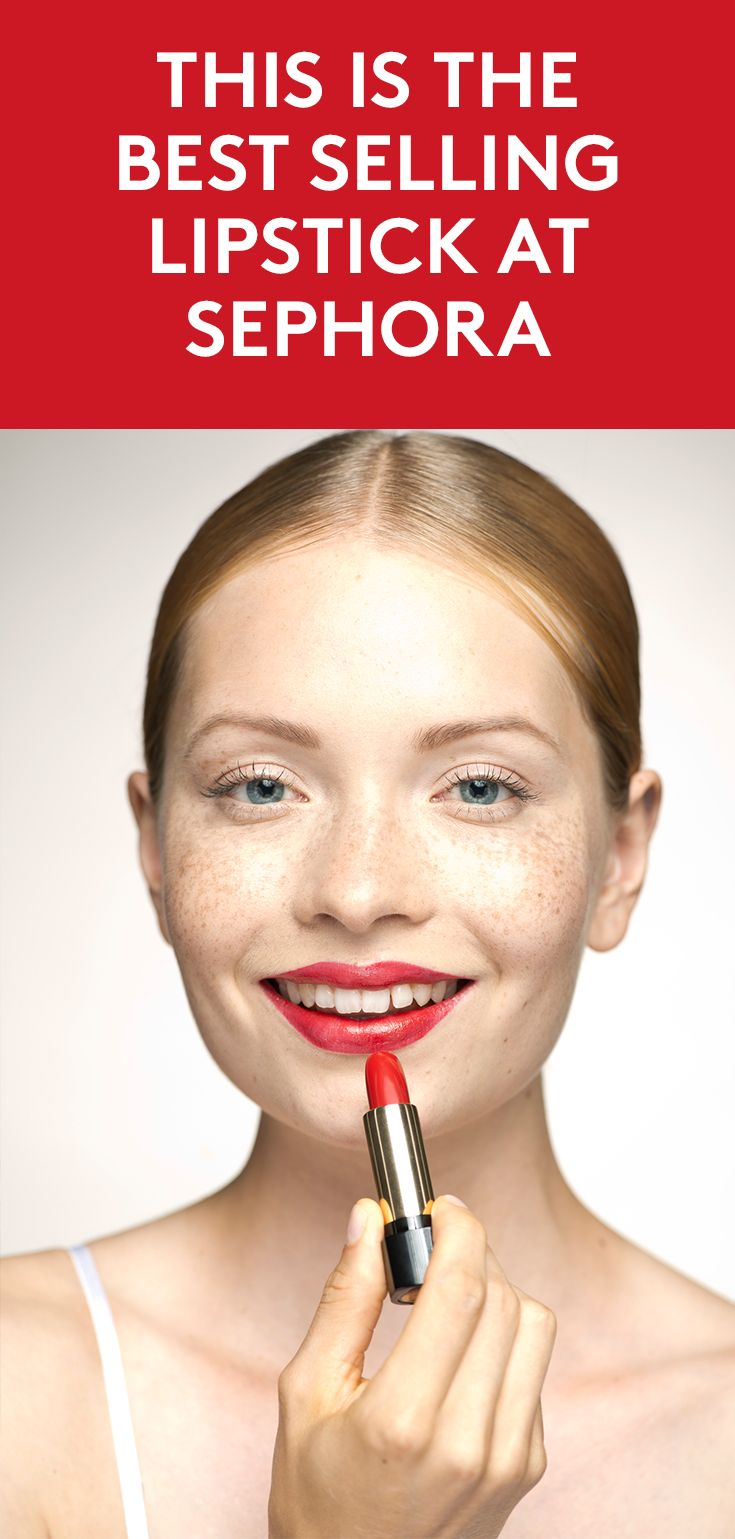 This Is The Best-Selling Lipstick at Sephora | The reviewers did the work for yo...