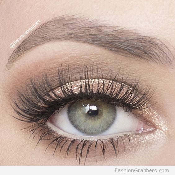 10 Makeup Looks for Green Eyes...