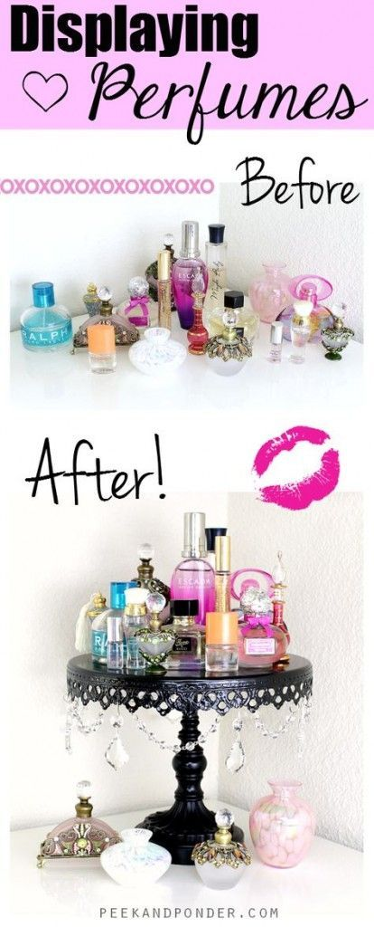 16 DIY Makeup Organization Ideas - A Little Craft In Your DayA Little Craft In Y...