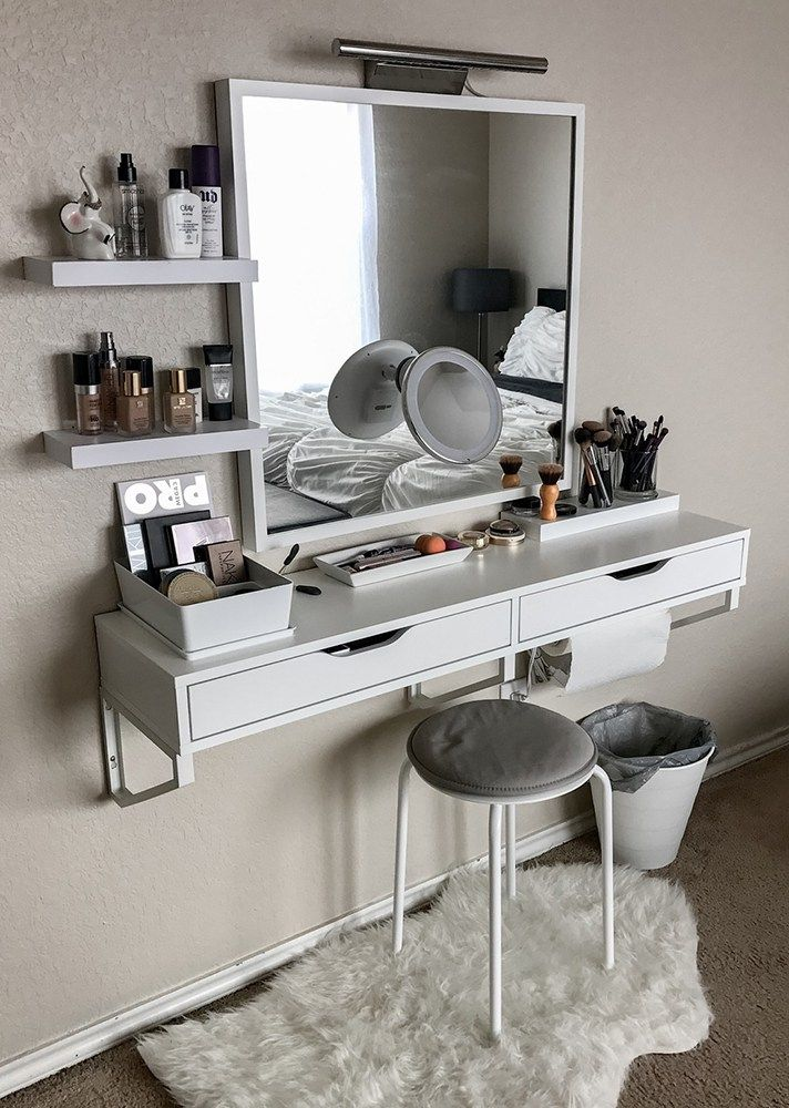 21 Ways Real People Store and Organize Their Makeup | StyleCaster...