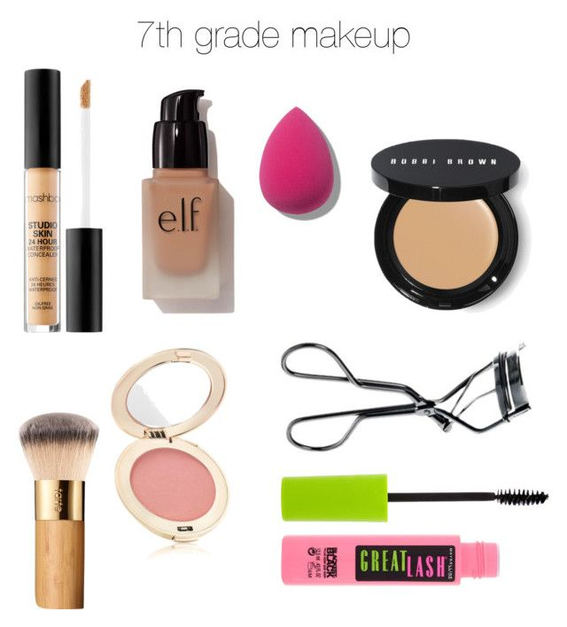 7th Grade Makeup by camryn629 on Polyvore featuring polyvore beauty Bobbi Brown ...