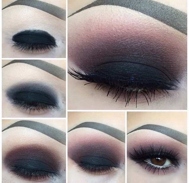 Black rose smoky