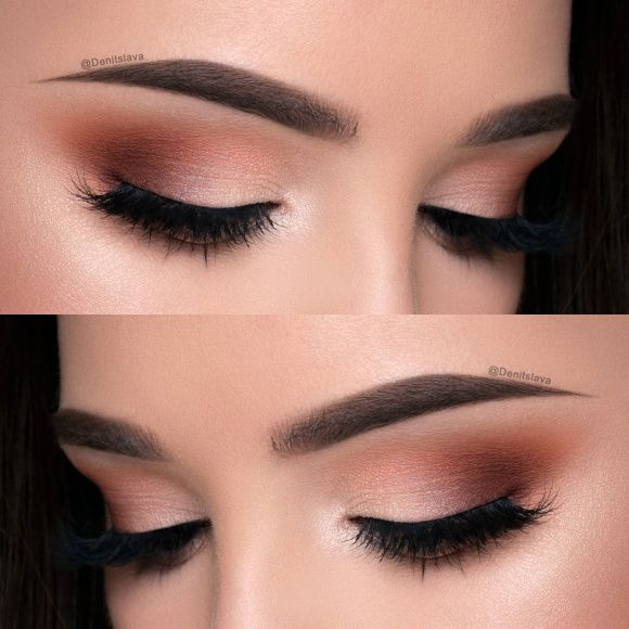 Bros wedding makeup idea. Check out our favorite Soft No Eyeliner Makeup Look in...