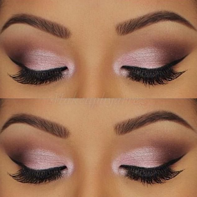cool wedding makeup pink best photos