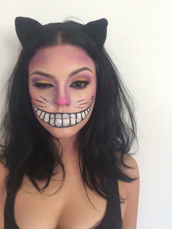 Halloween Makeup Inspirations | handmadness.com/......