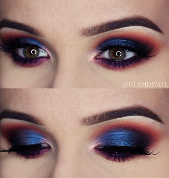 Having a special occasion? This collection of eyeshadow ideas will help you choo...