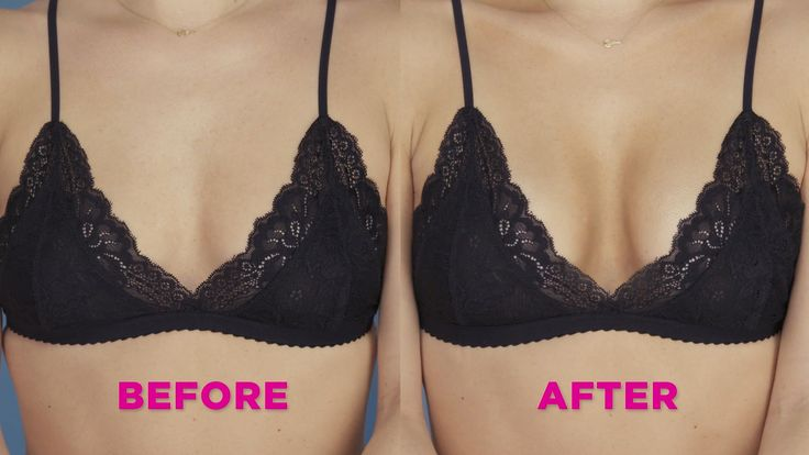 How to Boob Contour: Enhance your cleavage with this amazing contour method.    ...
