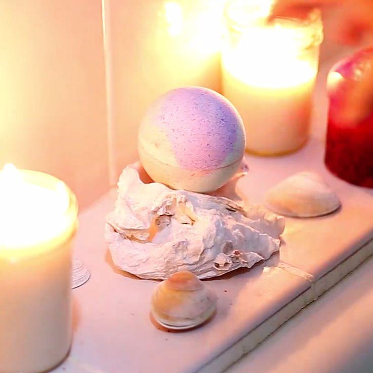 How to make homemade lush bath bombs!                                           ...