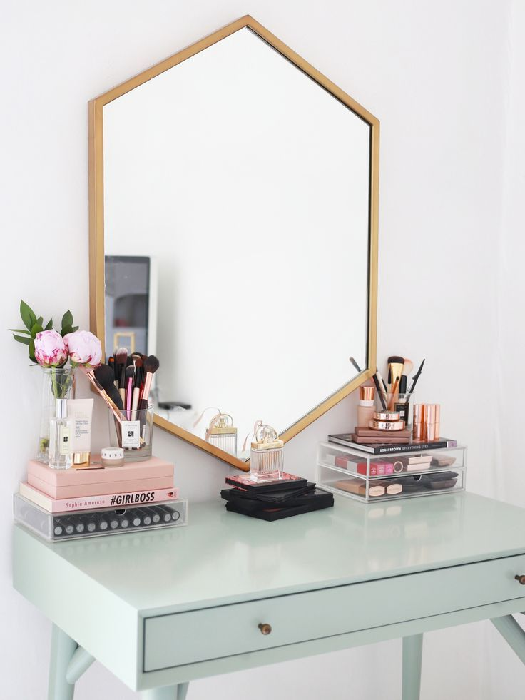 I think looking at perfectly displayed makeup is my favourite pastime. It just f...
