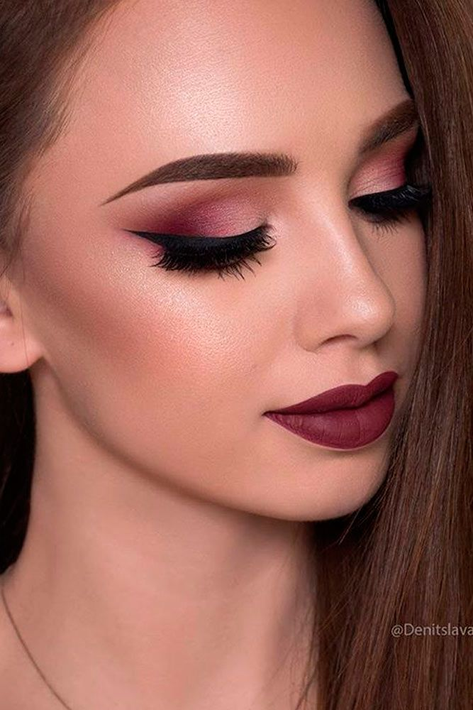 Makeup ideas for Valentine's Day are mostly sexy or romantic because this day ...