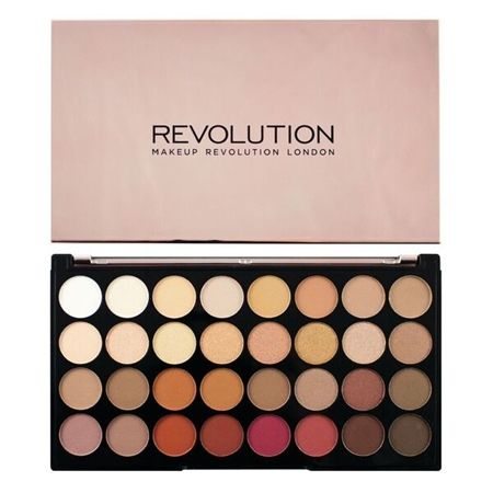Makeup Revolution Ultra 32 Eyeshadow Palette Flawless 3 Resurrection - Click to ...