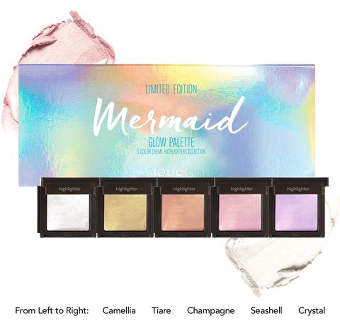 Mermaid Glow Palette | Jouer Cosmetics...