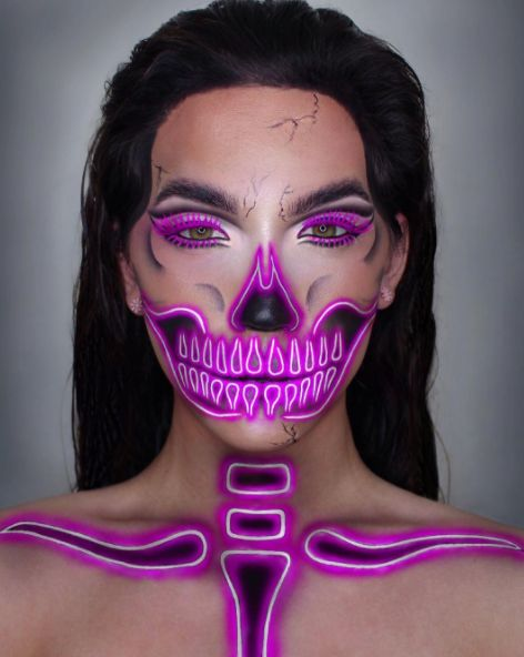 Neon Makeup Is All Over Instagram And TBH I'm Here For It...