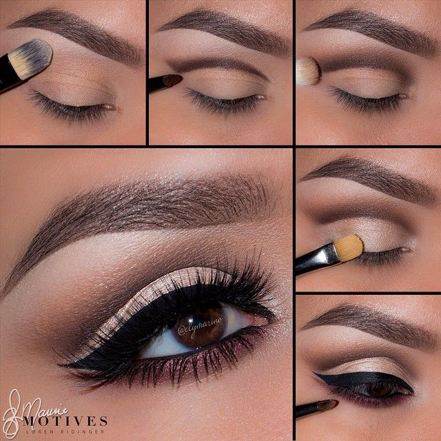 Perfect for fall or for the holidays✨✨ using the #elementpalette by @motives...