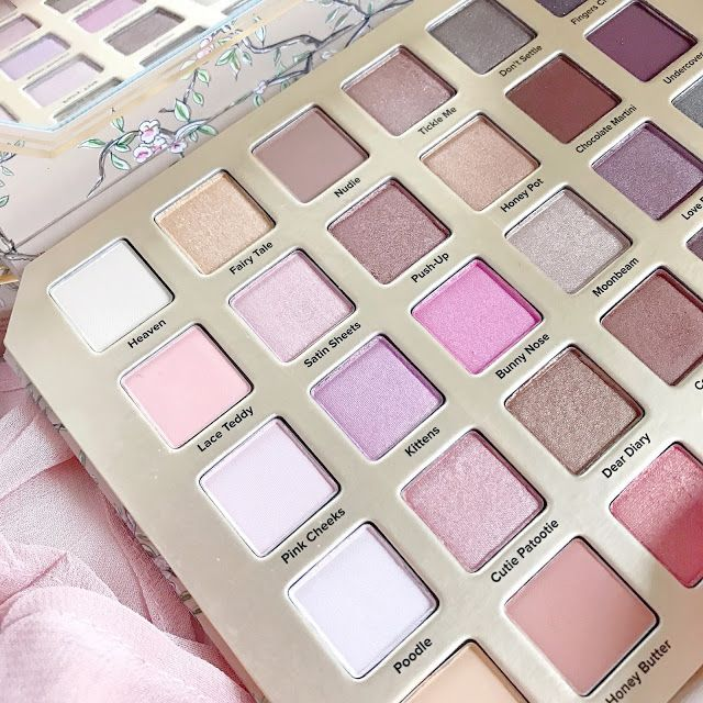 Too Faced Natural Love Eyeshadow Palette | Love, Catherine...