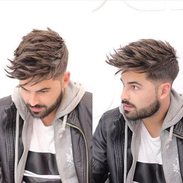 12 NEW HAIRSTYLES FOR MEN TO TRY IN 2016...