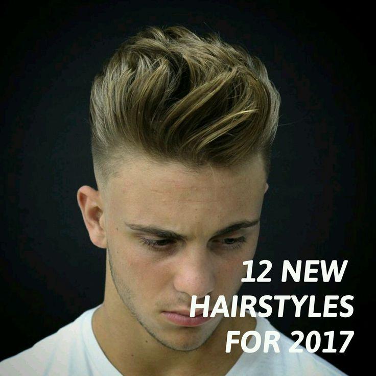 12 New Men's Hairstyles & Haircuts For 2017 — Mens Hairstyles, Haircuts & Bear...