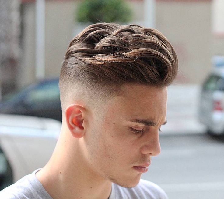 25 Cool Haircuts For Men www.menshairstyle......