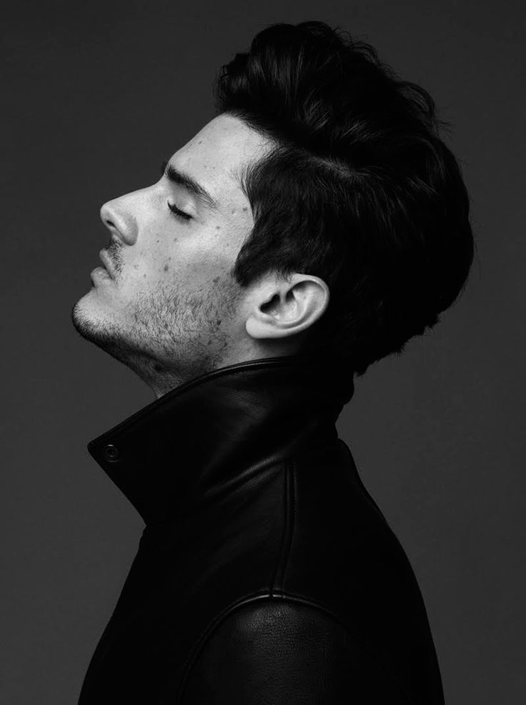 Diego Barrueco at Established Models captured and styled by Joseph Sinclair in e...