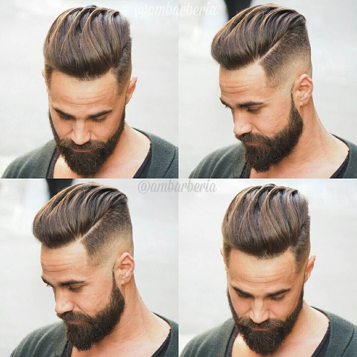 Haircut by ambarberia #menshair #barbers...