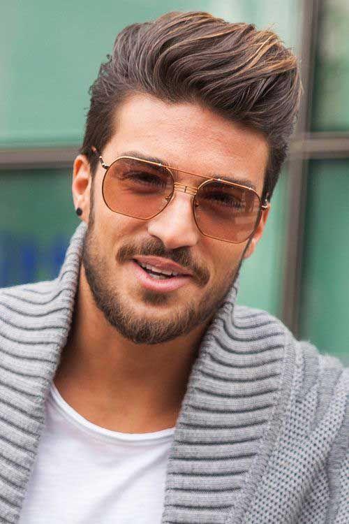 Mariano Di Vaio Haircut...