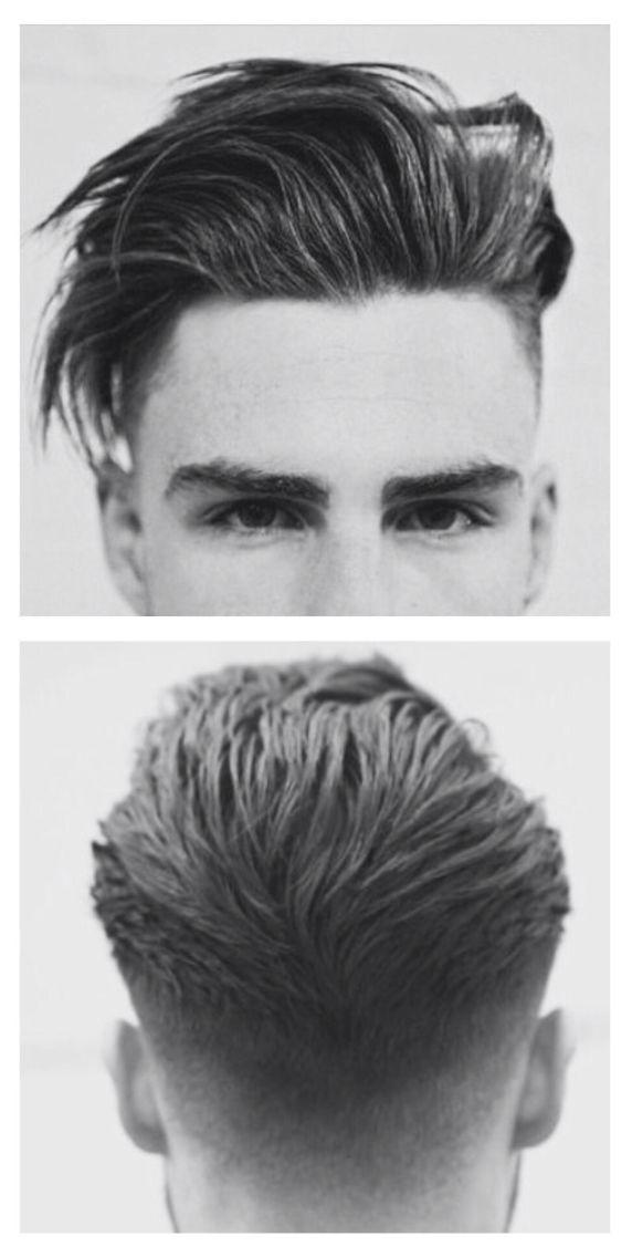 men / Männer - haircut / Haarschnitt - pure hairstyle - wir schaffen kreative F...