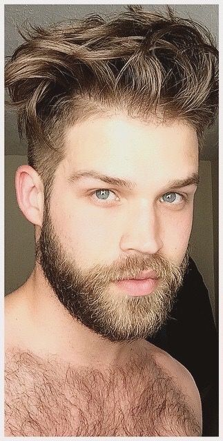 Men's Hair and Beard...